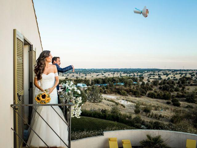 La boda de Manuel y Cristina en San Agustin De Guadalix, Madrid 145