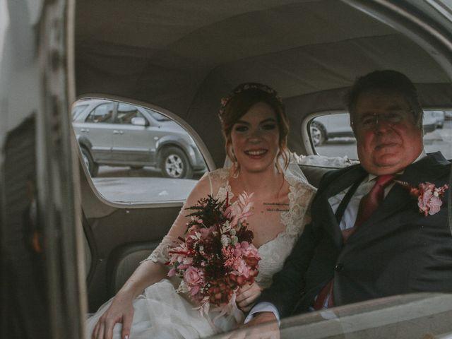 La boda de Andres y Victoria en Málaga, Málaga 10