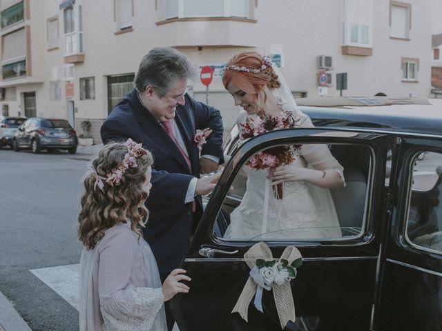 La boda de Andres y Victoria en Málaga, Málaga 19