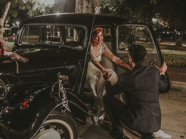 La boda de Andres y Victoria en Málaga, Málaga 24