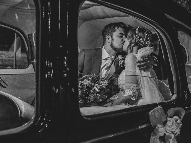 La boda de Victoria y Andres