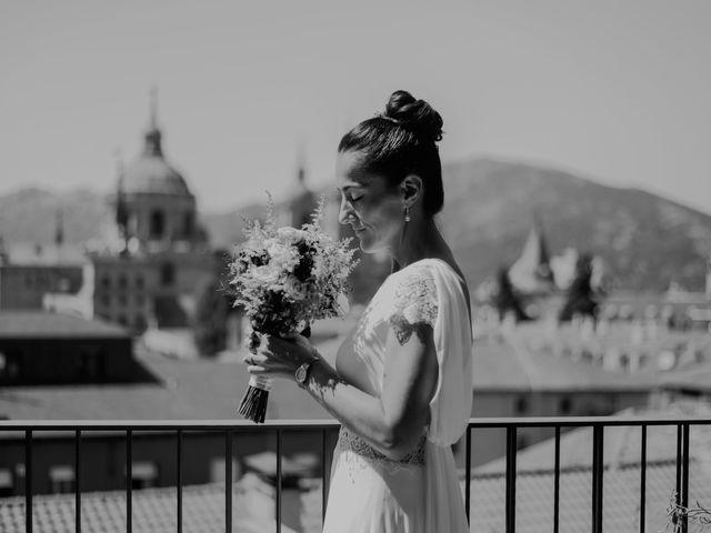 La boda de Mateo y Angelica en Guadarrama, Madrid 32