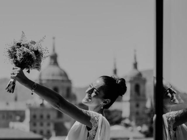 La boda de Mateo y Angelica en Guadarrama, Madrid 33