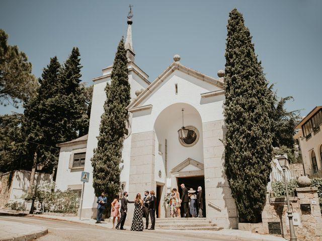 La boda de Mateo y Angelica en Guadarrama, Madrid 41