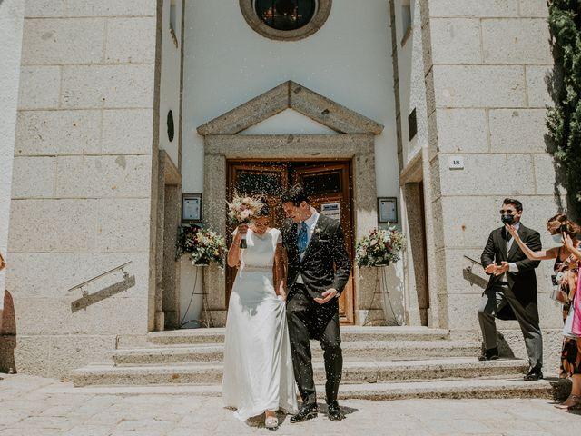 La boda de Mateo y Angelica en Guadarrama, Madrid 70