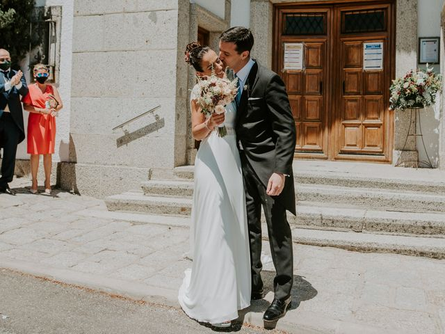 La boda de Mateo y Angelica en Guadarrama, Madrid 71