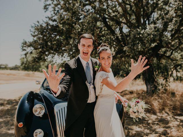 La boda de Mateo y Angelica en Guadarrama, Madrid 74