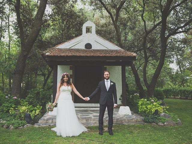 La boda de Mabel y Juanjo