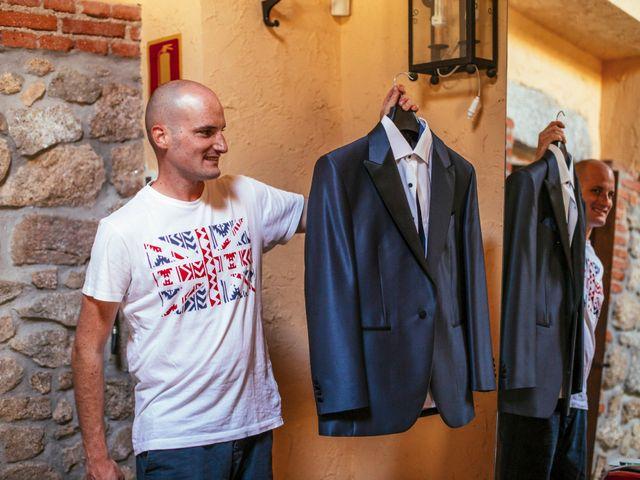 La boda de Jesús y Sandra en Collado Villalba, Madrid 7