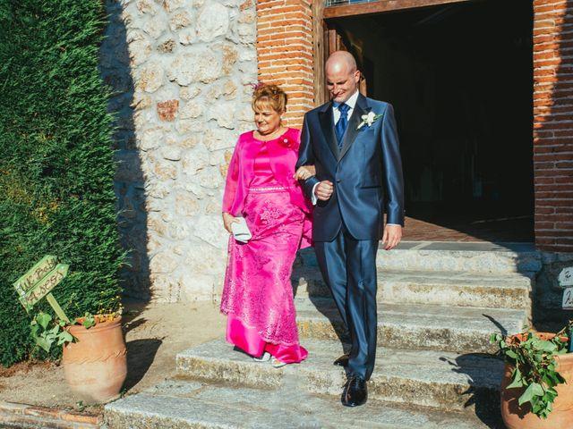 La boda de Jesús y Sandra en Collado Villalba, Madrid 35