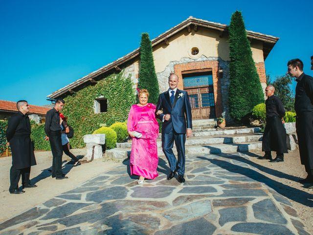 La boda de Jesús y Sandra en Collado Villalba, Madrid 36
