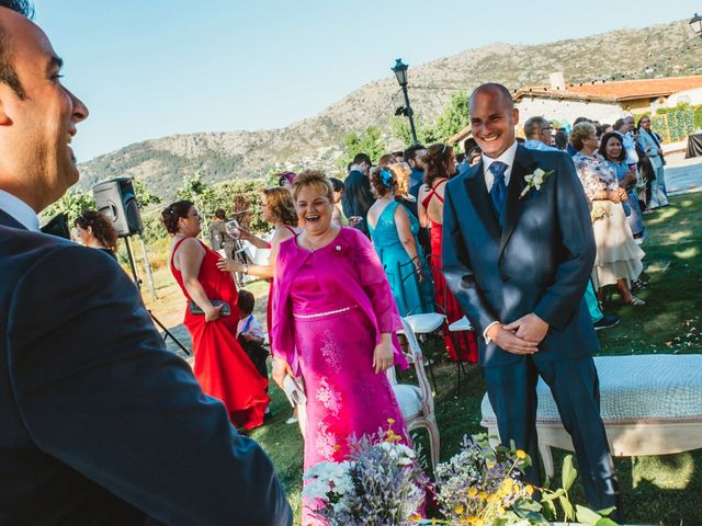 La boda de Jesús y Sandra en Collado Villalba, Madrid 37