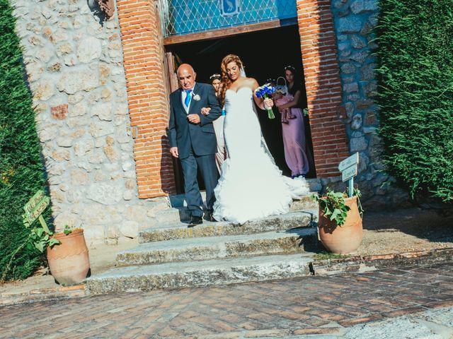 La boda de Jesús y Sandra en Collado Villalba, Madrid 39