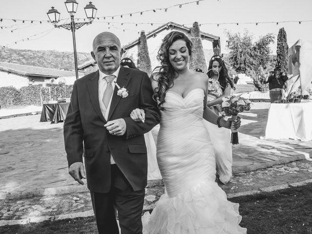 La boda de Jesús y Sandra en Collado Villalba, Madrid 40
