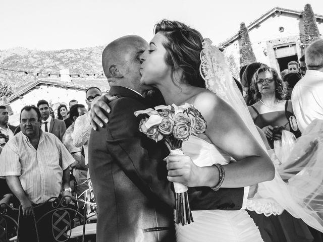 La boda de Jesús y Sandra en Collado Villalba, Madrid 42