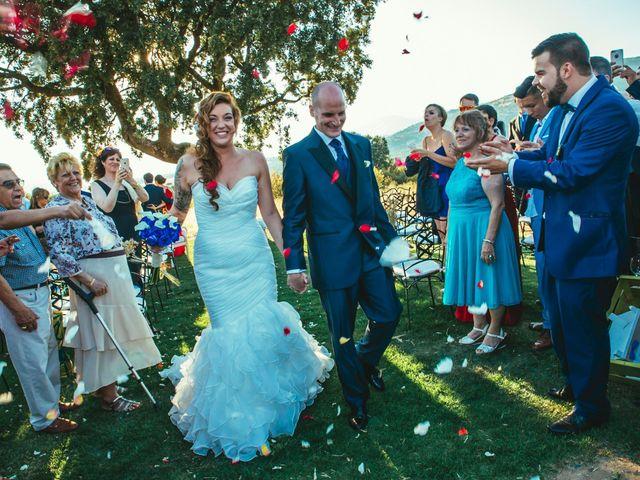 La boda de Jesús y Sandra en Collado Villalba, Madrid 49