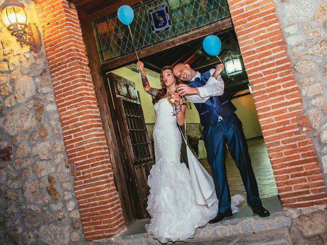 La boda de Jesús y Sandra en Collado Villalba, Madrid 51