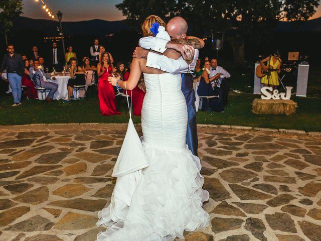La boda de Jesús y Sandra en Collado Villalba, Madrid 52