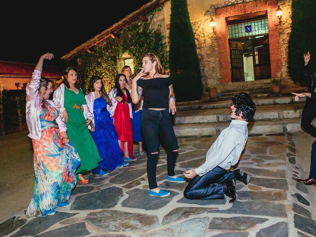 La boda de Jesús y Sandra en Collado Villalba, Madrid 56