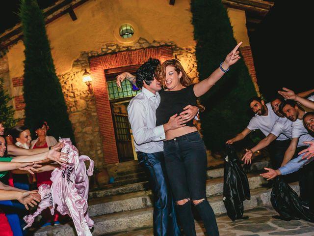 La boda de Jesús y Sandra en Collado Villalba, Madrid 57