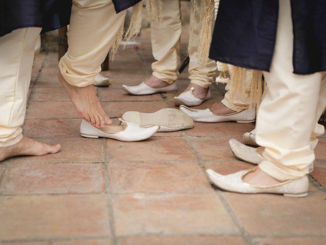La boda de Anmol y Raveen en Sitges, Barcelona 9
