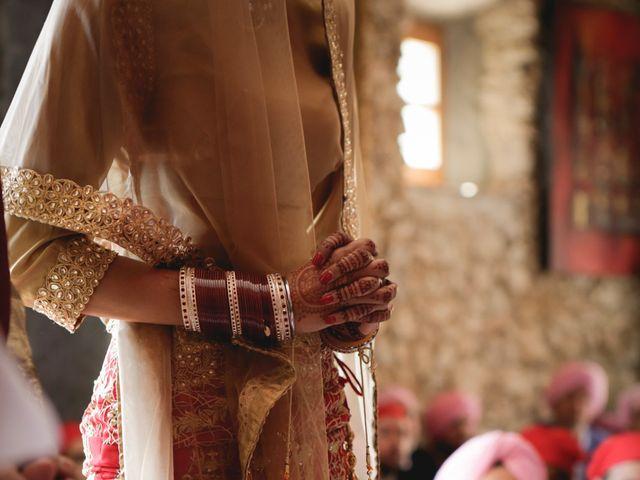 La boda de Anmol y Raveen en Sitges, Barcelona 18