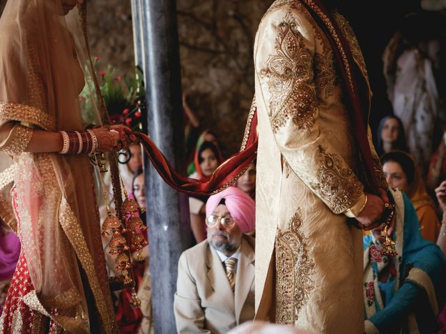 La boda de Anmol y Raveen en Sitges, Barcelona 20