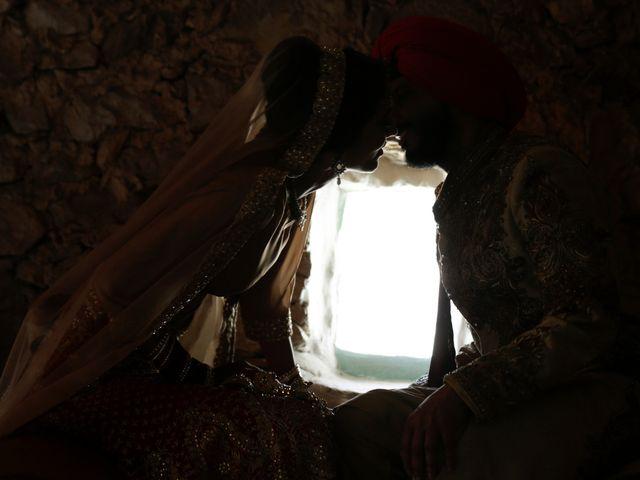 La boda de Anmol y Raveen en Sitges, Barcelona 39