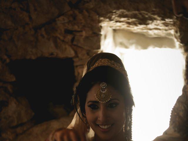 La boda de Anmol y Raveen en Sitges, Barcelona 41