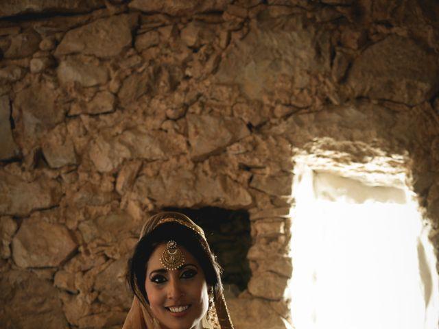 La boda de Anmol y Raveen en Sitges, Barcelona 43