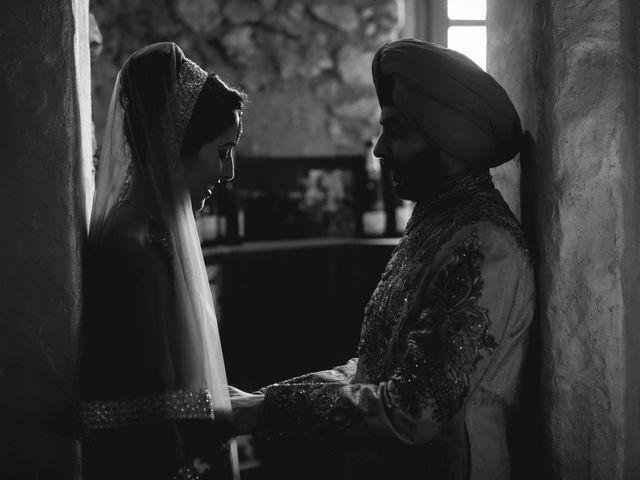 La boda de Anmol y Raveen en Sitges, Barcelona 44