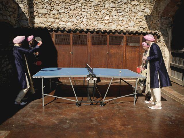 La boda de Anmol y Raveen en Sitges, Barcelona 50