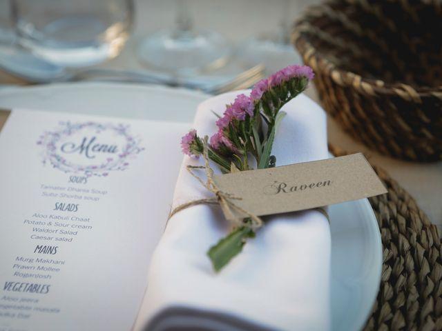 La boda de Anmol y Raveen en Sitges, Barcelona 53