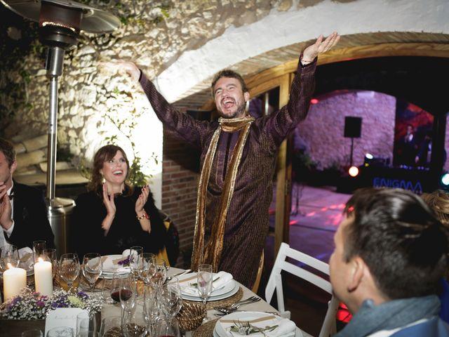 La boda de Anmol y Raveen en Sitges, Barcelona 62