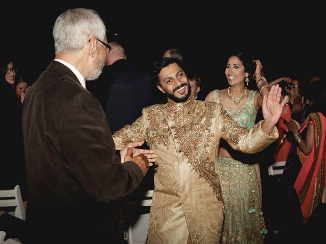 La boda de Anmol y Raveen en Sitges, Barcelona 63