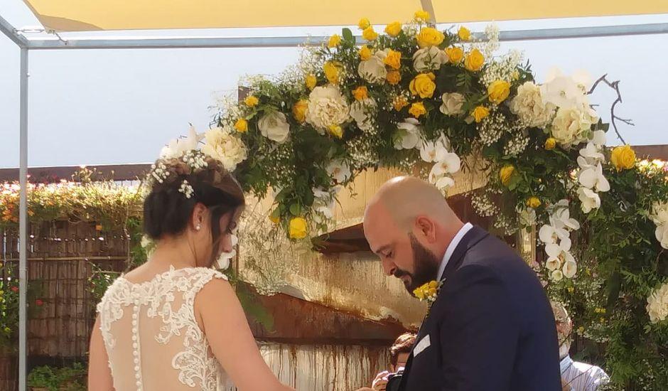 La boda de David  y Amparo  en Valdepeñas, Ciudad Real