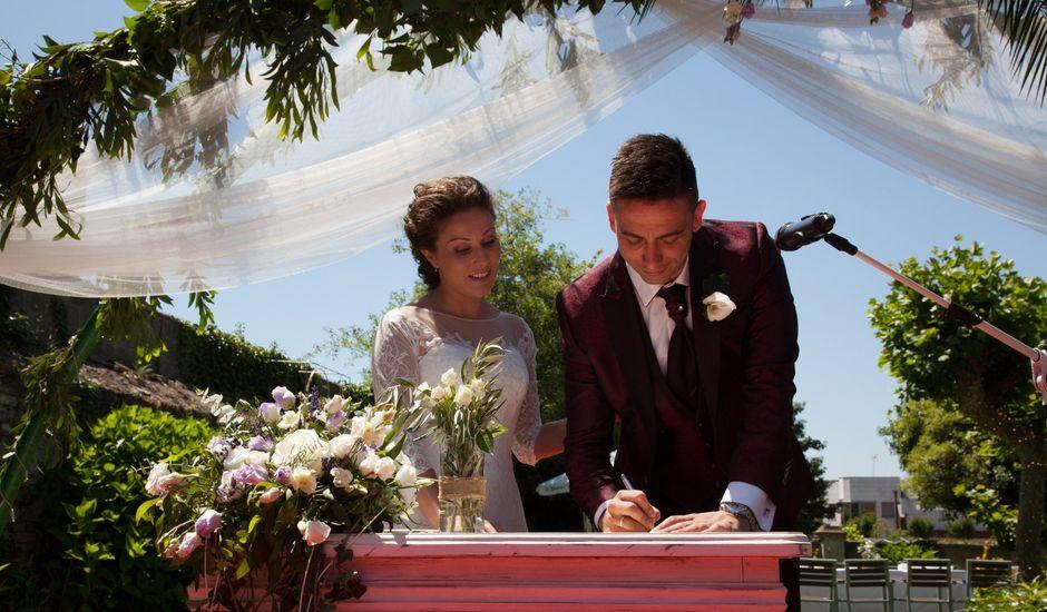 La boda de Santi y Celia en Gijón, Asturias