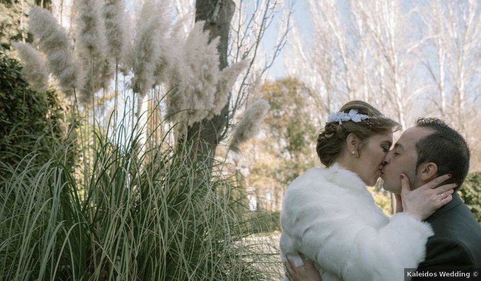 La boda de Daniel y Miriam en Illescas, Toledo
