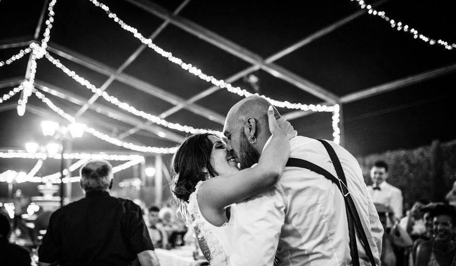 La boda de David y Carmen  en Almoradí, Alicante