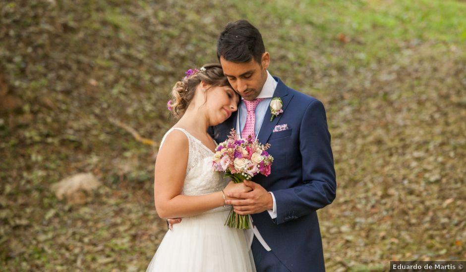 La boda de David y Diana en Alfoz (Alfoz), Lugo