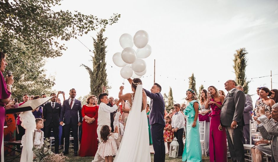 La boda de Ramón  y Jesica  en Alhama De Granada, Granada