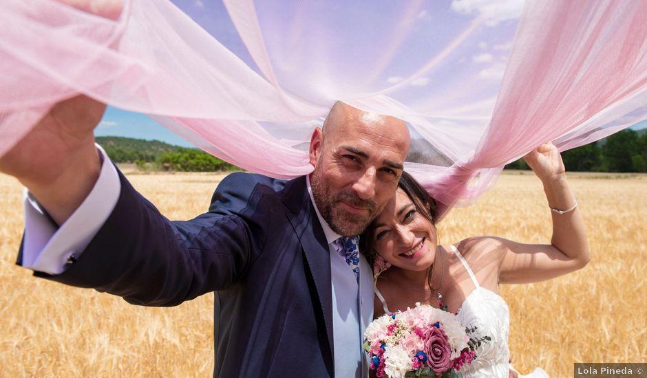 La boda de Carlos y Ana en Cuenca, Cuenca