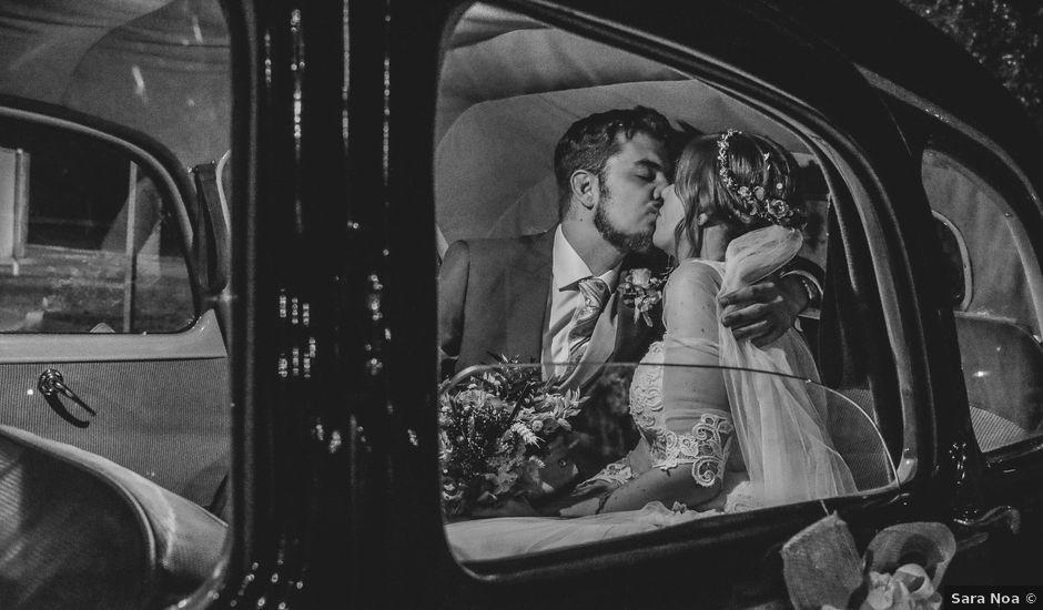 La boda de Andres y Victoria en Málaga, Málaga