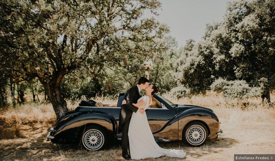La boda de Mateo y Angelica en Guadarrama, Madrid