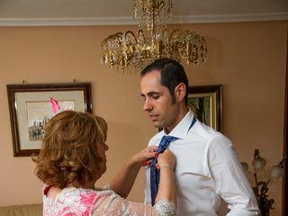 La boda de Cristina y Alvaro 1
