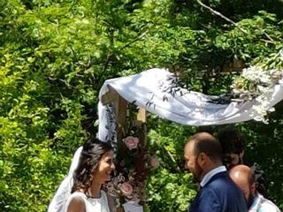 La boda de Lander y Shandra 1