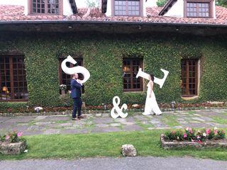 La boda de Lander y Shandra