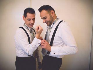 La boda de Ángel y Felipe 1