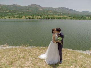 La boda de Alejandro y Noenma