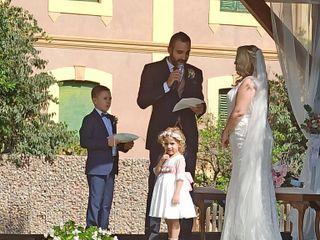 La boda de Isabel  y Prisci